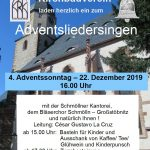 Adventsliedersingen 2019
