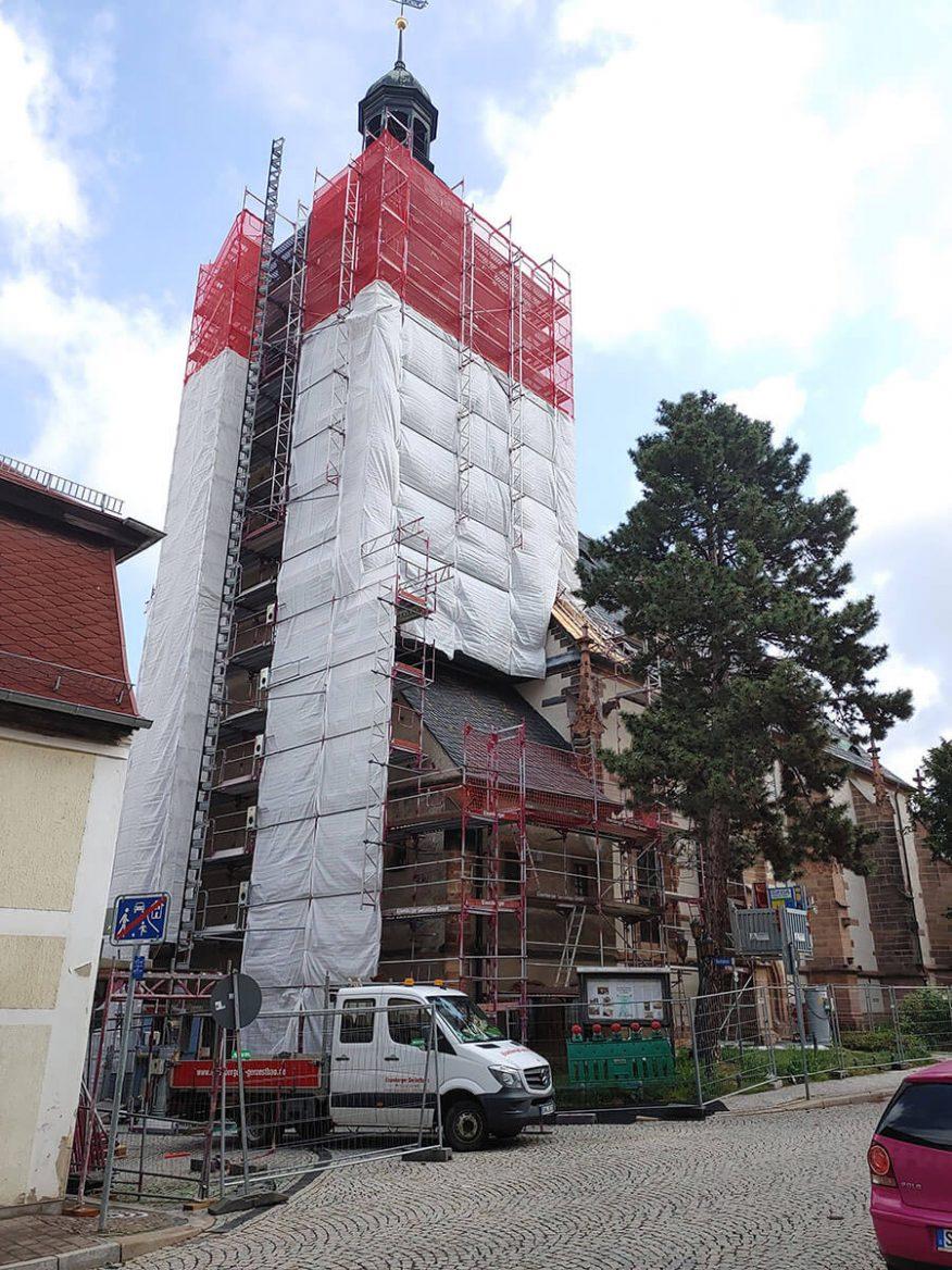 21-05-19 4. Bauabschnitt - Stadtkirche Sankt Nicolai